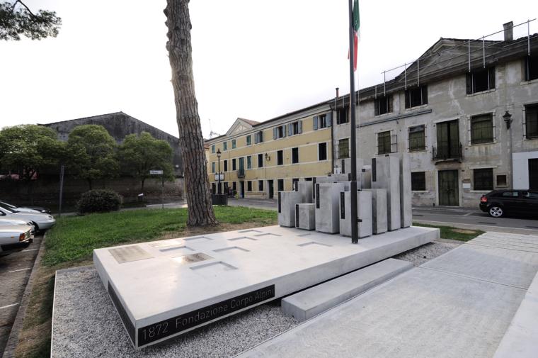 Alpini纪念碑第4张图片
