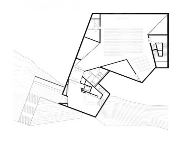平面图01 Plan01-Ribera del Duero总部第9张图片