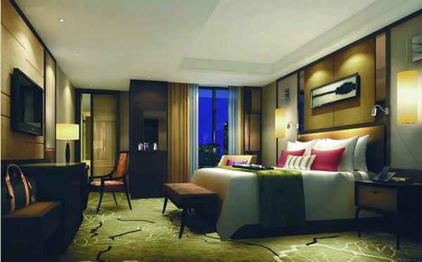 行政套房单人间-福州凯旋酒店第3张图片