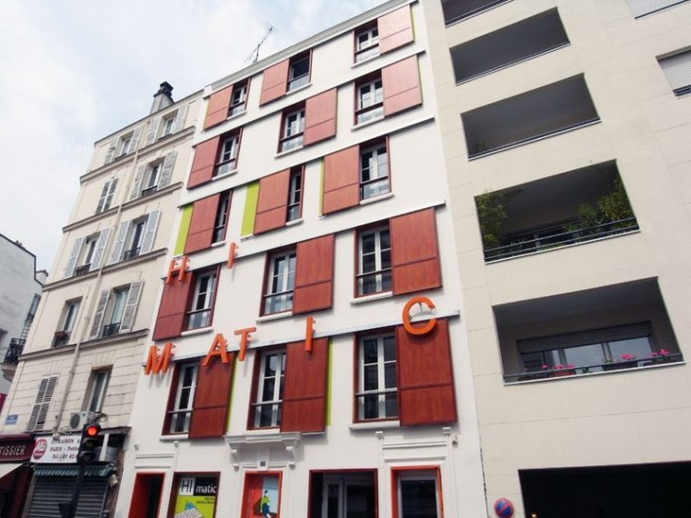 巴黎喜马蒂奇酒店第12张图片