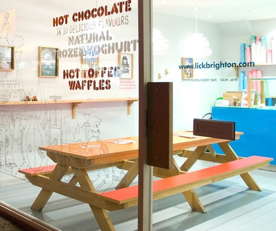 布莱顿Lick冰激凌小屋第6张图片