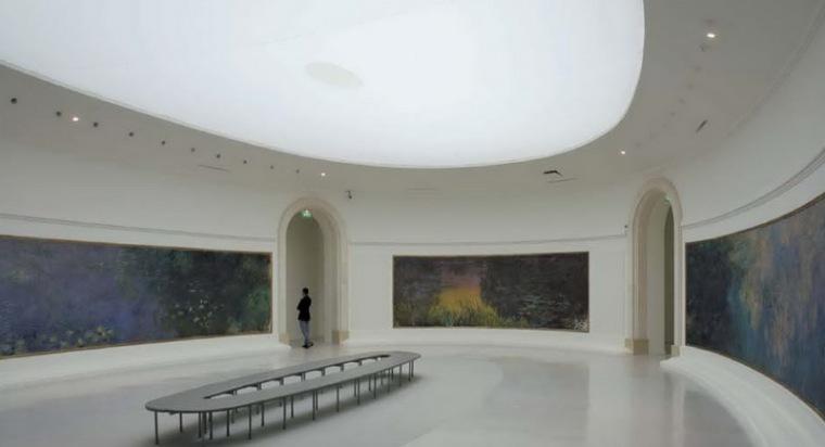 巴黎橘园美术馆第7张图片