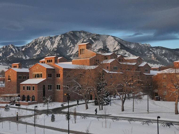 科罗拉多大学社区中心第1张图片