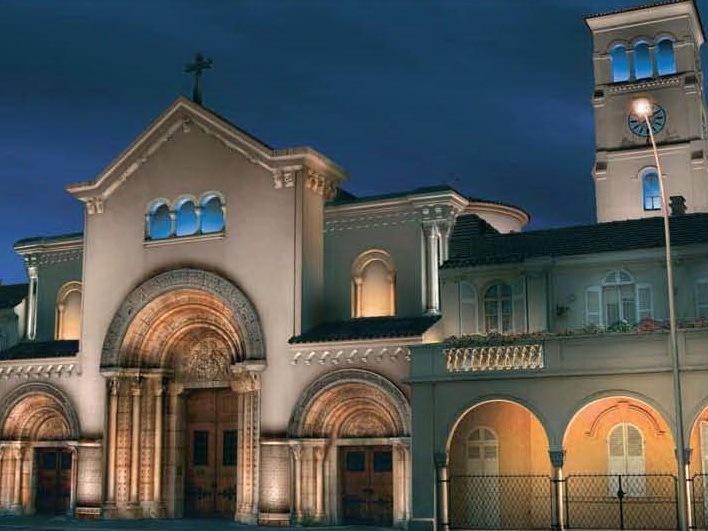 法国戛纳城市照明规划第1张图片