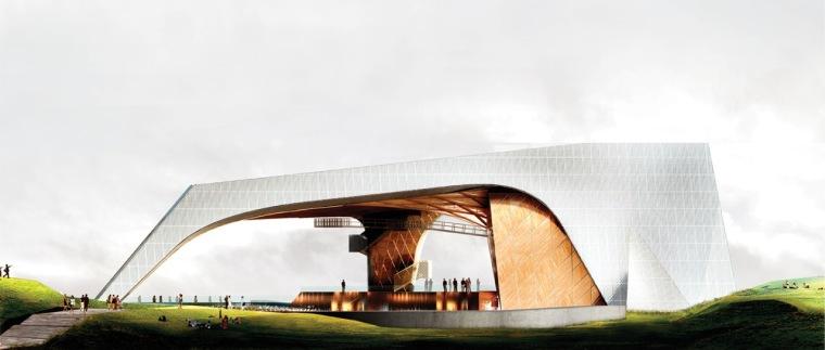 渲染03 rendering03-Tois-Rivières大剧场第11张图片