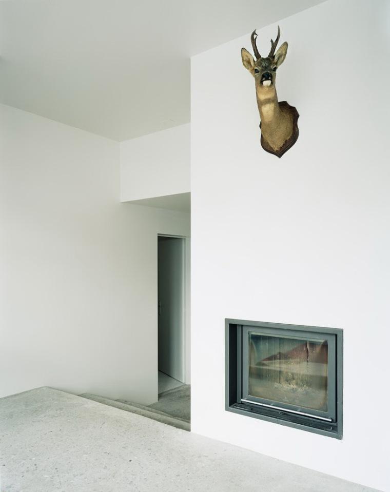 瑞士阿尔卑斯山住宅第3张图片