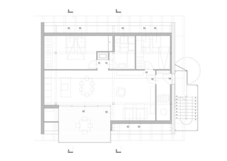 平面图 Plan-A-partment公寓第15张图片