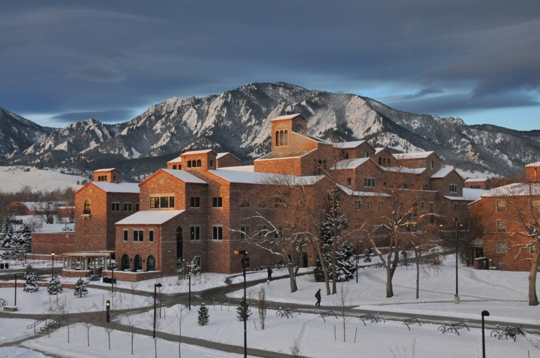 科罗拉多大学社区中心第2张图片