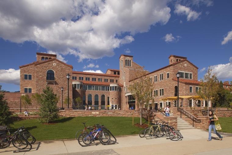 科罗拉多大学社区中心第3张图片