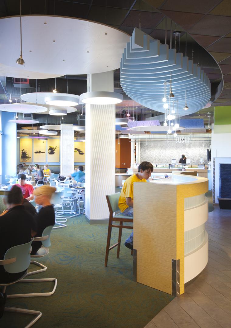 科罗拉多大学社区中心第8张图片