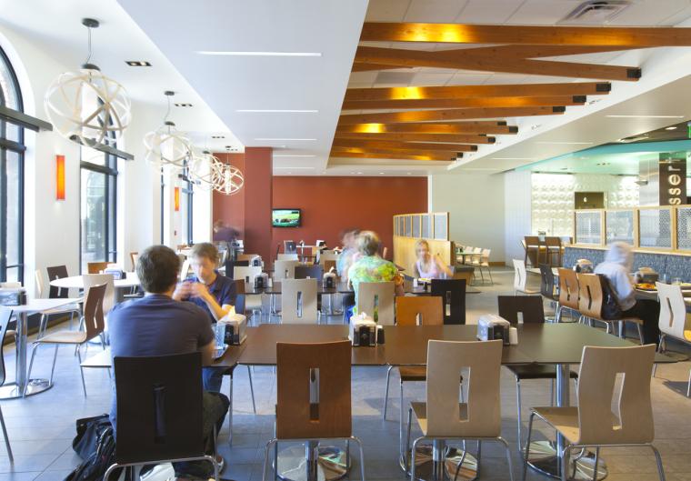科罗拉多大学社区中心第11张图片