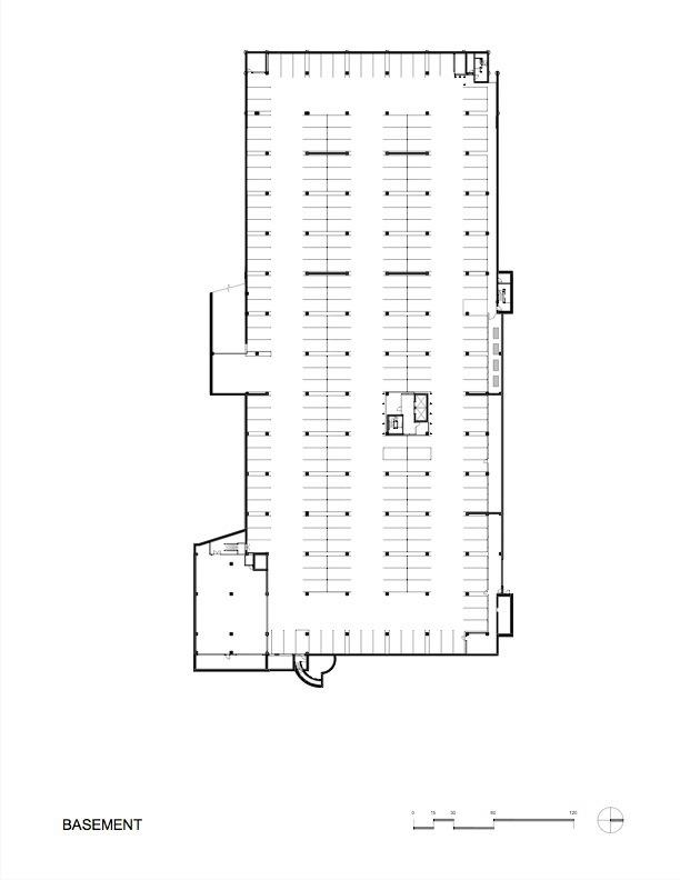 平面图02 plan02-科罗拉多大学社区中心第15张图片