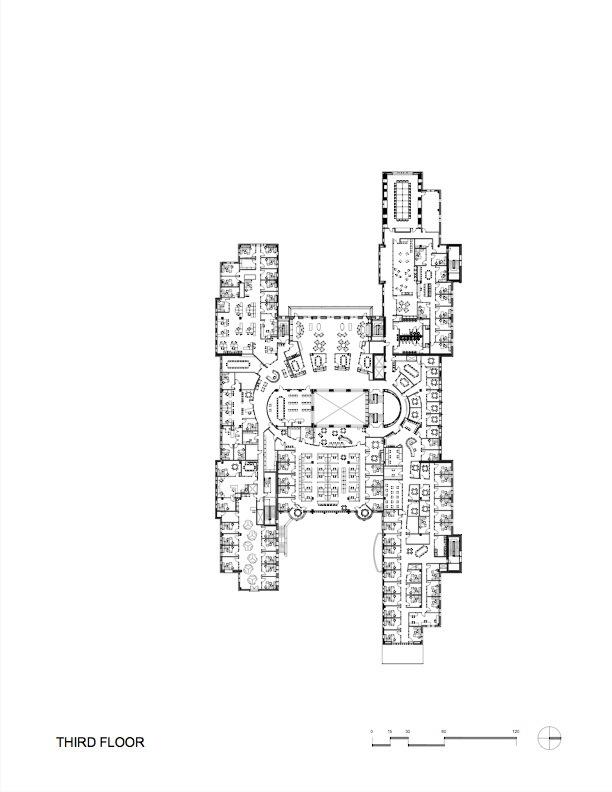 平面图05 plan05-科罗拉多大学社区中心第18张图片