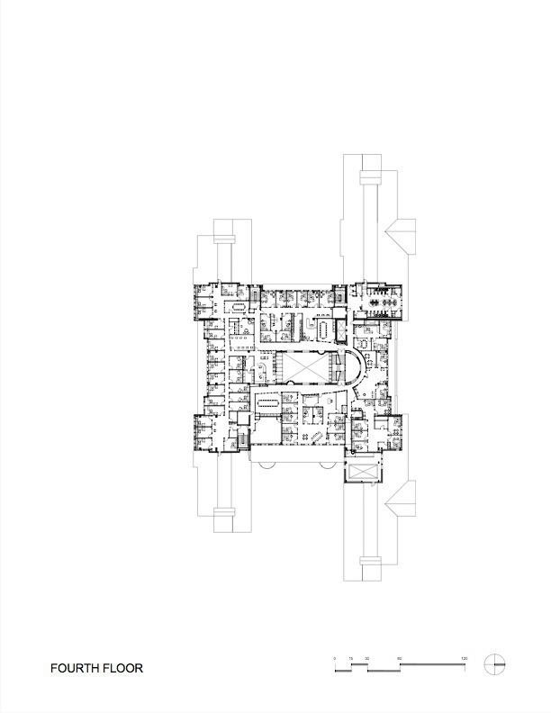 平面图06 plan06-科罗拉多大学社区中心第19张图片