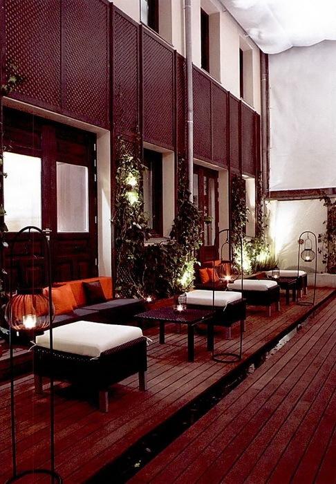 Hospes酒店照明第7张图片
