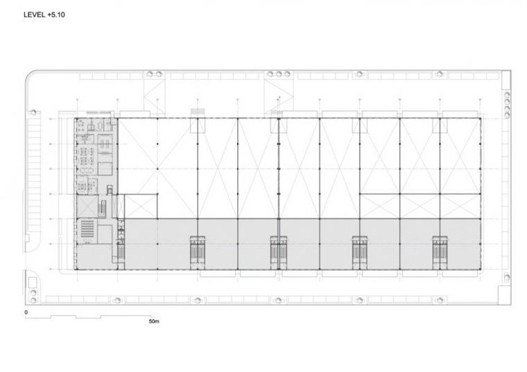 平面图02 Plan02-诺拉办公楼第24张图片