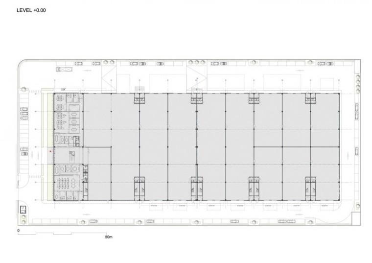 平面图03 Plan03-诺拉办公楼第25张图片