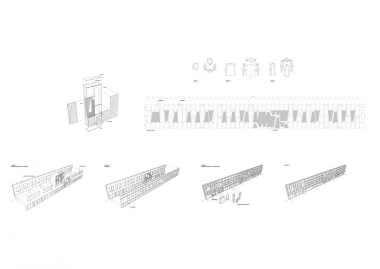 设计方案 Schemes-诺拉办公楼第27张图片