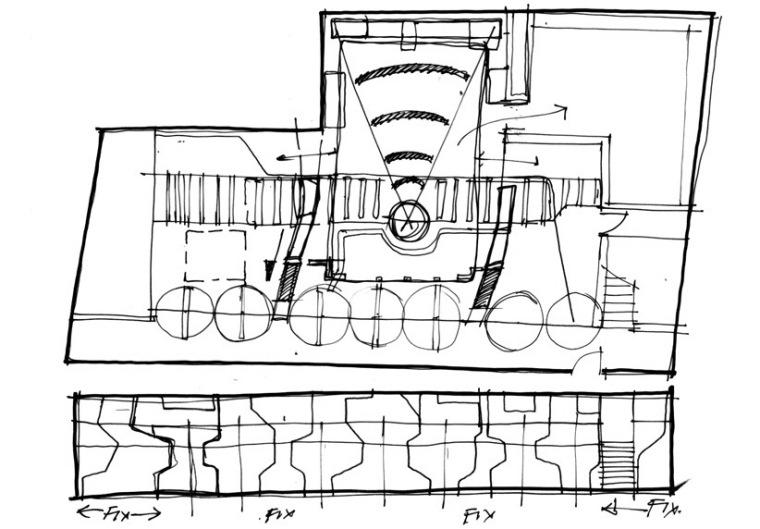 草图 sketch-Atrium产品展厅第30张图片