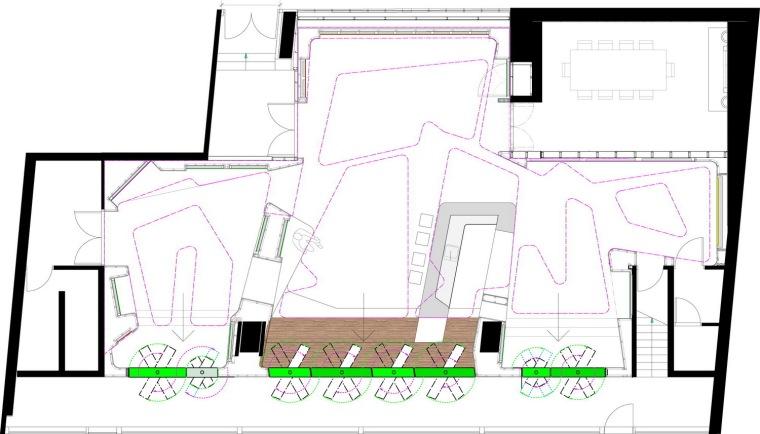 平面图01 plan 01-Atrium产品展厅第31张图片