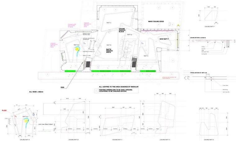 平面图02 plan 02-Atrium产品展厅第32张图片
