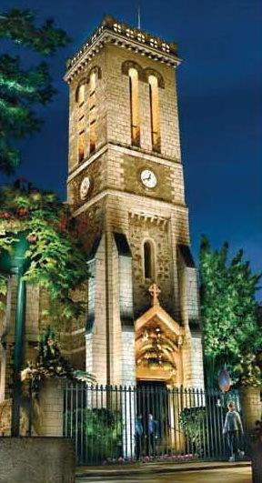 法国戛纳城市照明规划第3张图片