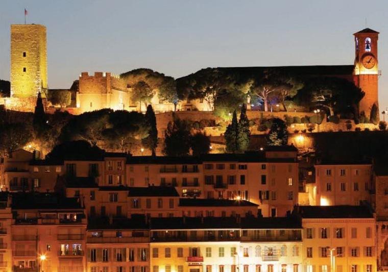 法国戛纳城市照明规划第4张图片