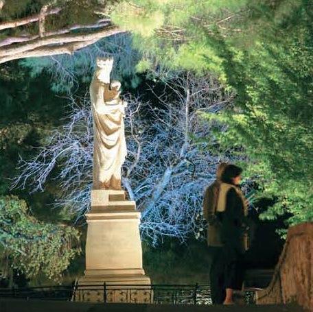 法国戛纳城市照明规划第9张图片