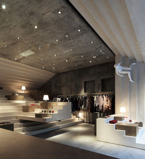 2-建筑设计工作室3Gatti设计的Alter Store 第3张图片