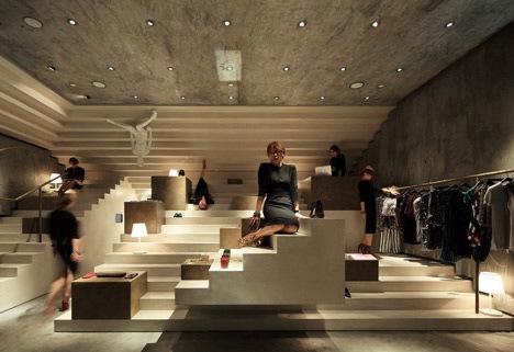 3-建筑设计工作室3Gatti设计的Alter Store 第4张图片