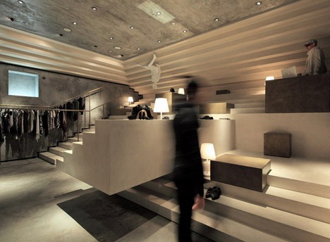 5-建筑设计工作室3Gatti设计的Alter Store 第6张图片