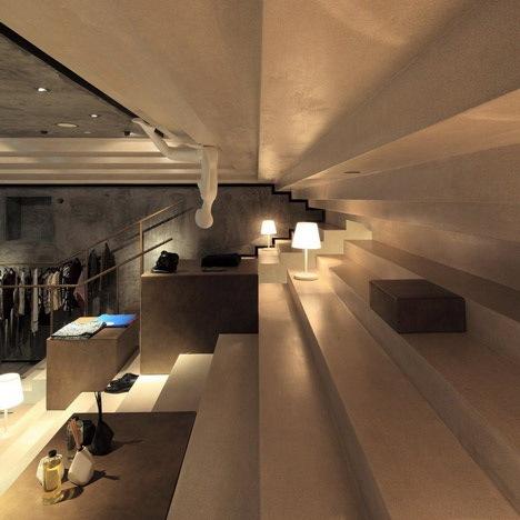 7-建筑设计工作室3Gatti设计的Alter Store 第8张图片