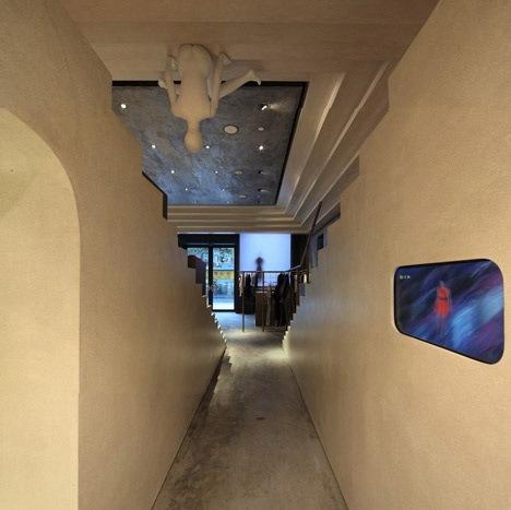 9-建筑设计工作室3Gatti设计的Alter Store 第10张图片