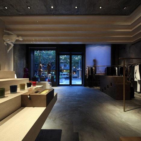 11-建筑设计工作室3Gatti设计的Alter Store 第12张图片