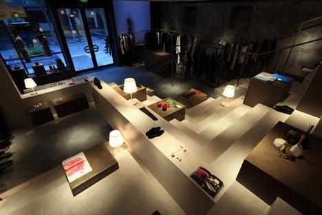 12-建筑设计工作室3Gatti设计的Alter Store 第13张图片