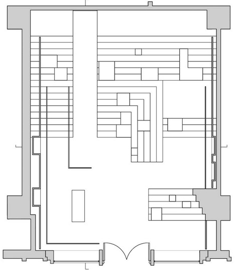 建筑设计工作室3Gatti设计的Alter Store 第18张图片