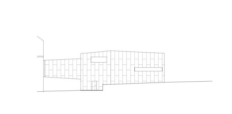 立面图01 Elevation01-疗养泳池第21张图片