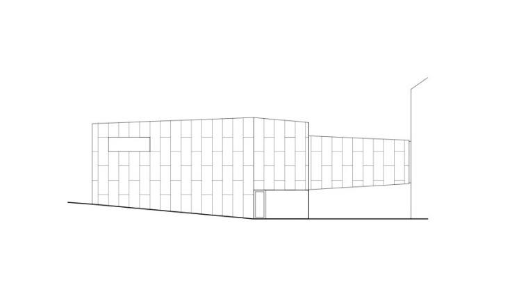 立面图04 Elevation04-疗养泳池第24张图片