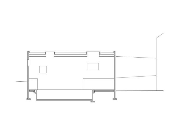 剖面图01 Section01-疗养泳池第25张图片