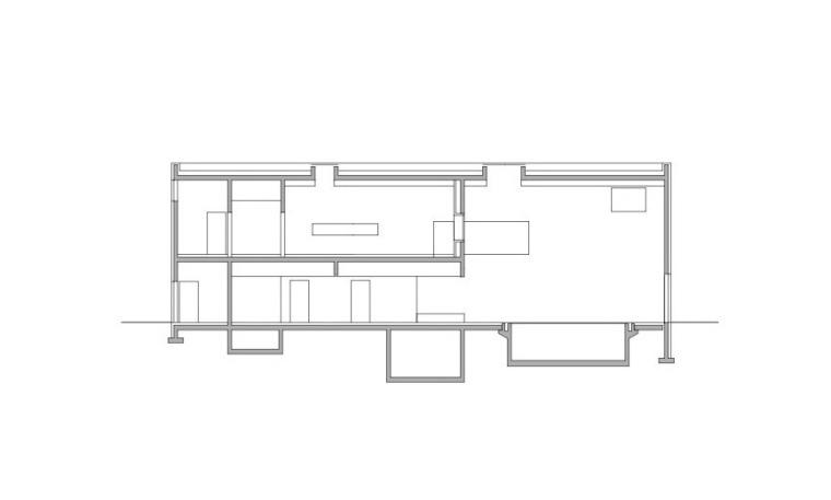 剖面图02 Section02-疗养泳池第26张图片