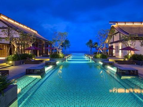 三亚香水湾君澜度假酒店