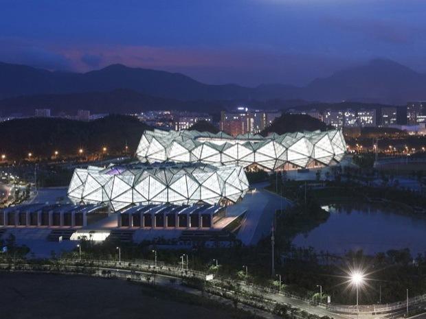 2011大运会体育中心