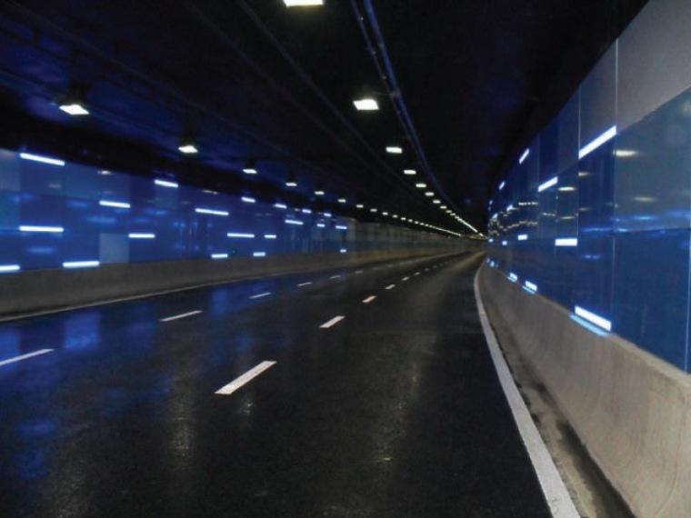 上海外滩隧道景观照明设计介绍
