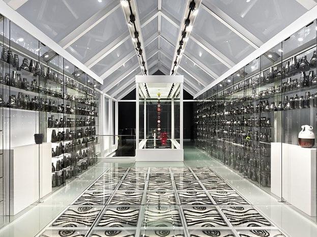 上海玻璃博物馆----室内设计部分