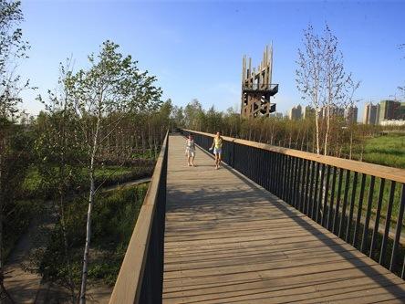 群力国家城市湿地公园