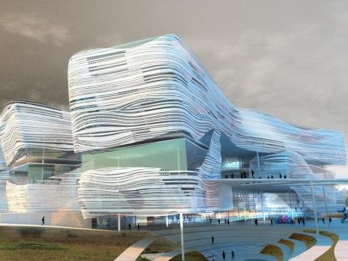 新北市立美术馆设计方案