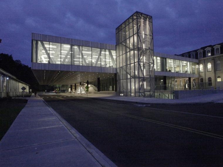 康奈尔大学建筑艺术规划学院米尔斯坦大厅