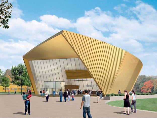 佛斯赛特现代艺术中心