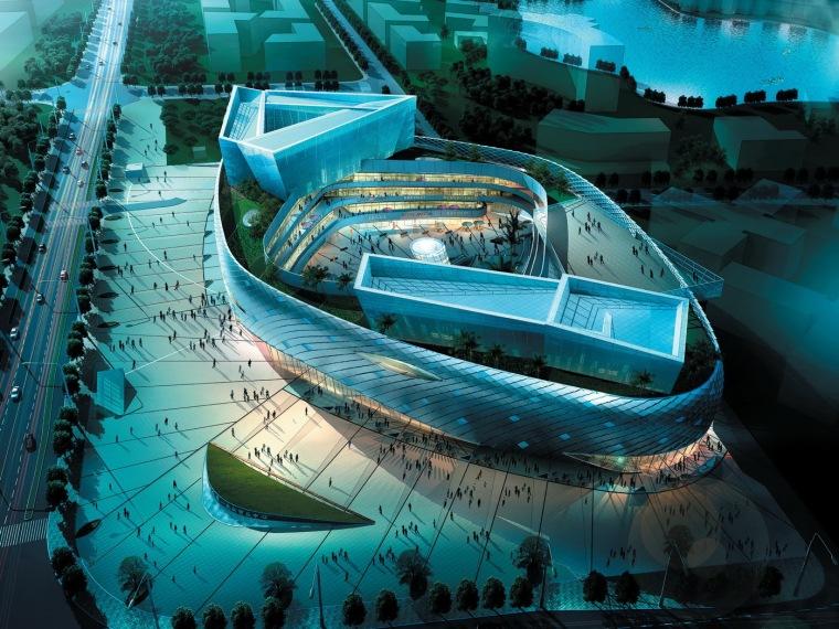 上海浦东软件园商业中心