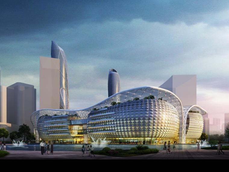 世茂成都成华城市规划